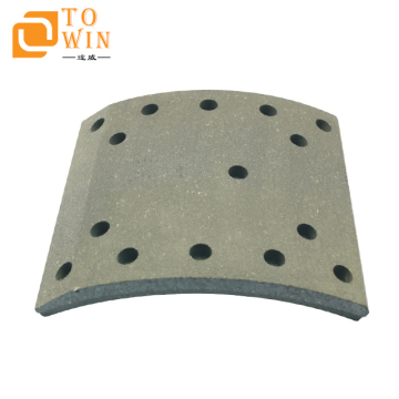 Japanese heavy truck parts brake lining 47115-409